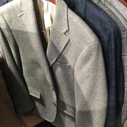 J. Press chambray jacket, $30 (was $525)