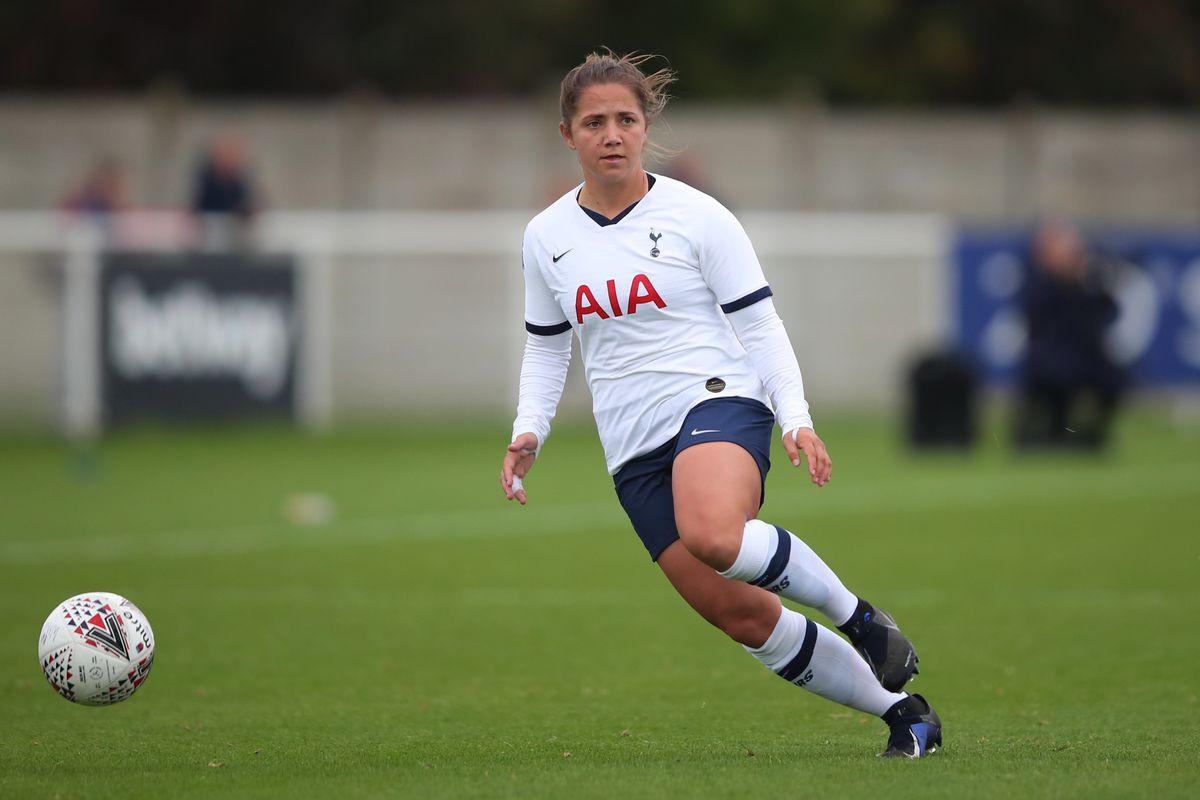 Bristol City 1 2 Tottenham Kit Graham Fires Spurs Women To Win Cartilage Free Captain