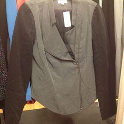 BNY asymmetrical jacket, $159 (was $269)