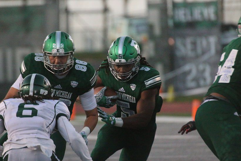 Eastern Michigan Vs Mississippi Valley State in Pictures