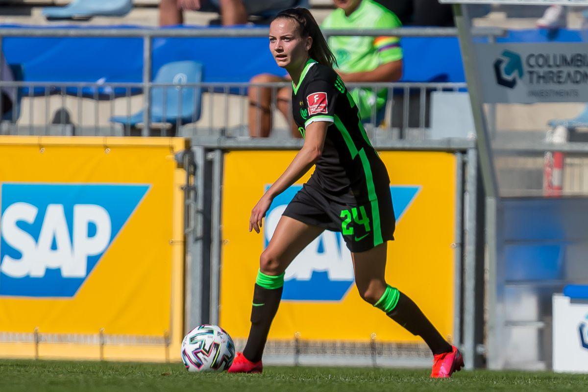 TSG Hoffenheim v VfL Wolfsburg - Flyeralarm Frauen-Bundesliga