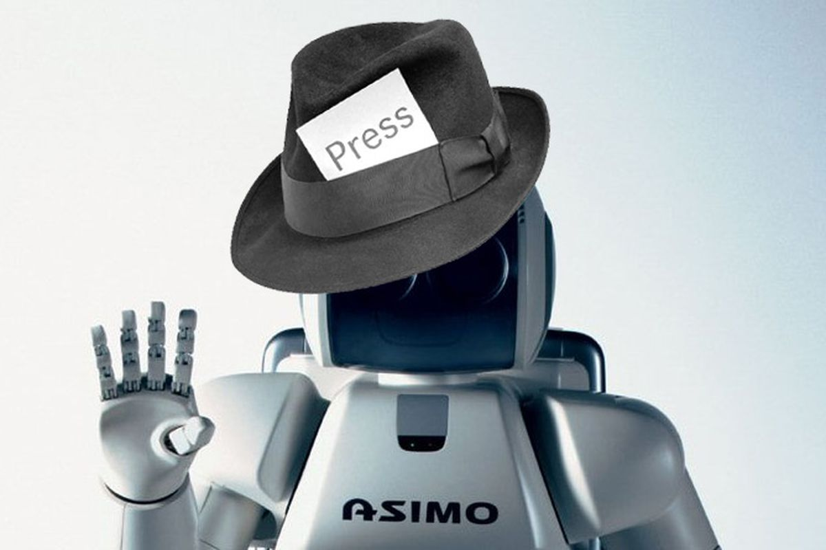 Robot EIC