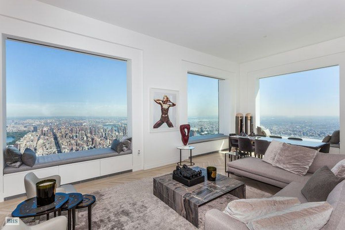 For 27m A 432 Park Avenue Flip On The Supertall S 81st Floor