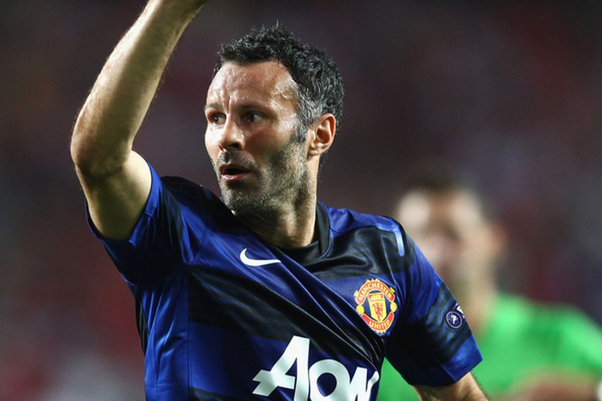 Giggsy needs 1 more appearance for 900. Will it happen at Carrow Road?