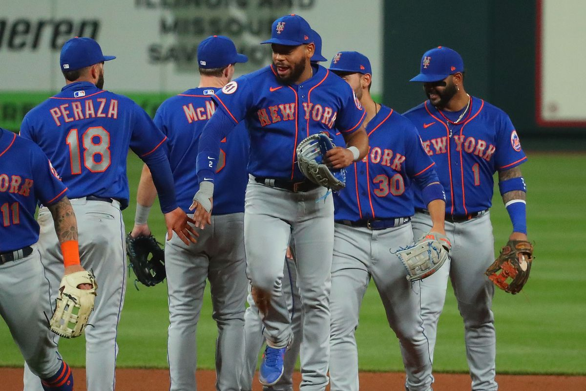 New York Mets v St Louis Cardinals Game 2