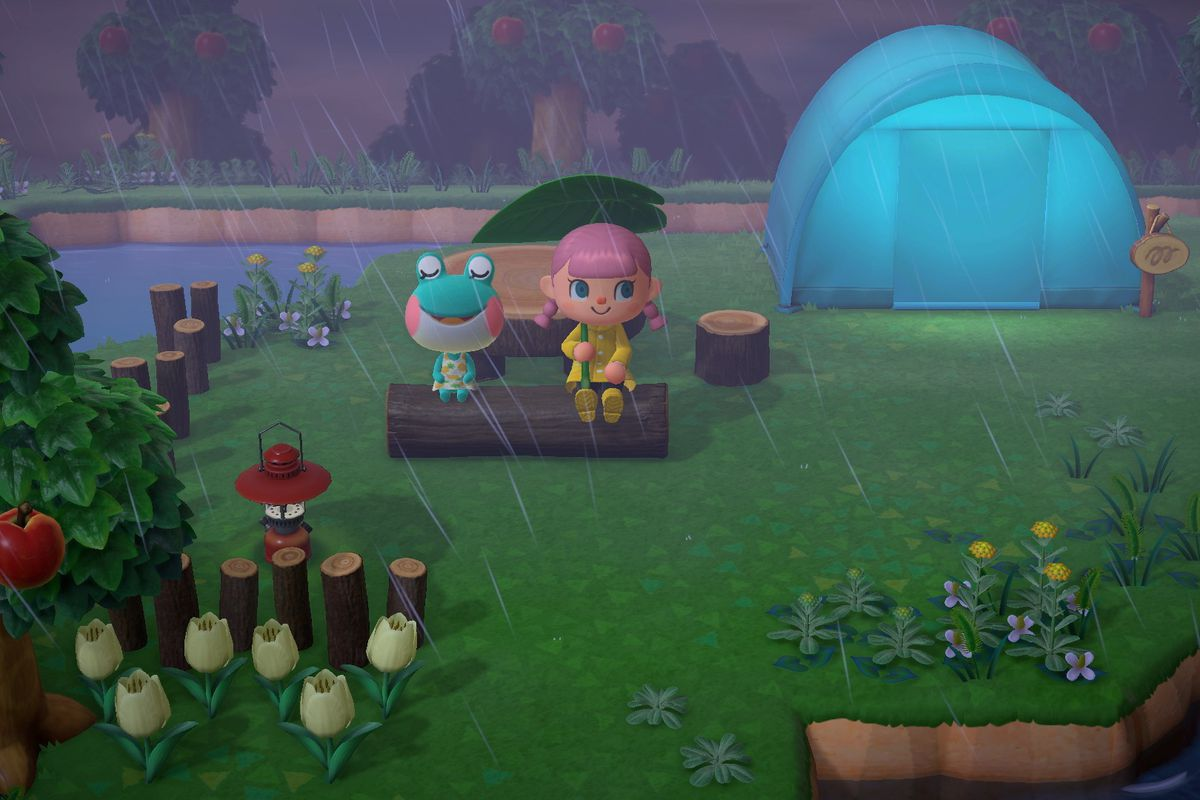 Animal Crossing New Horizons Deserted Island Was Designed To