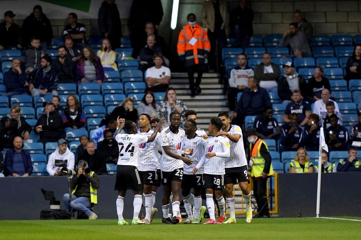 Millwall v Fulham - Sky Bet Championship - The Den