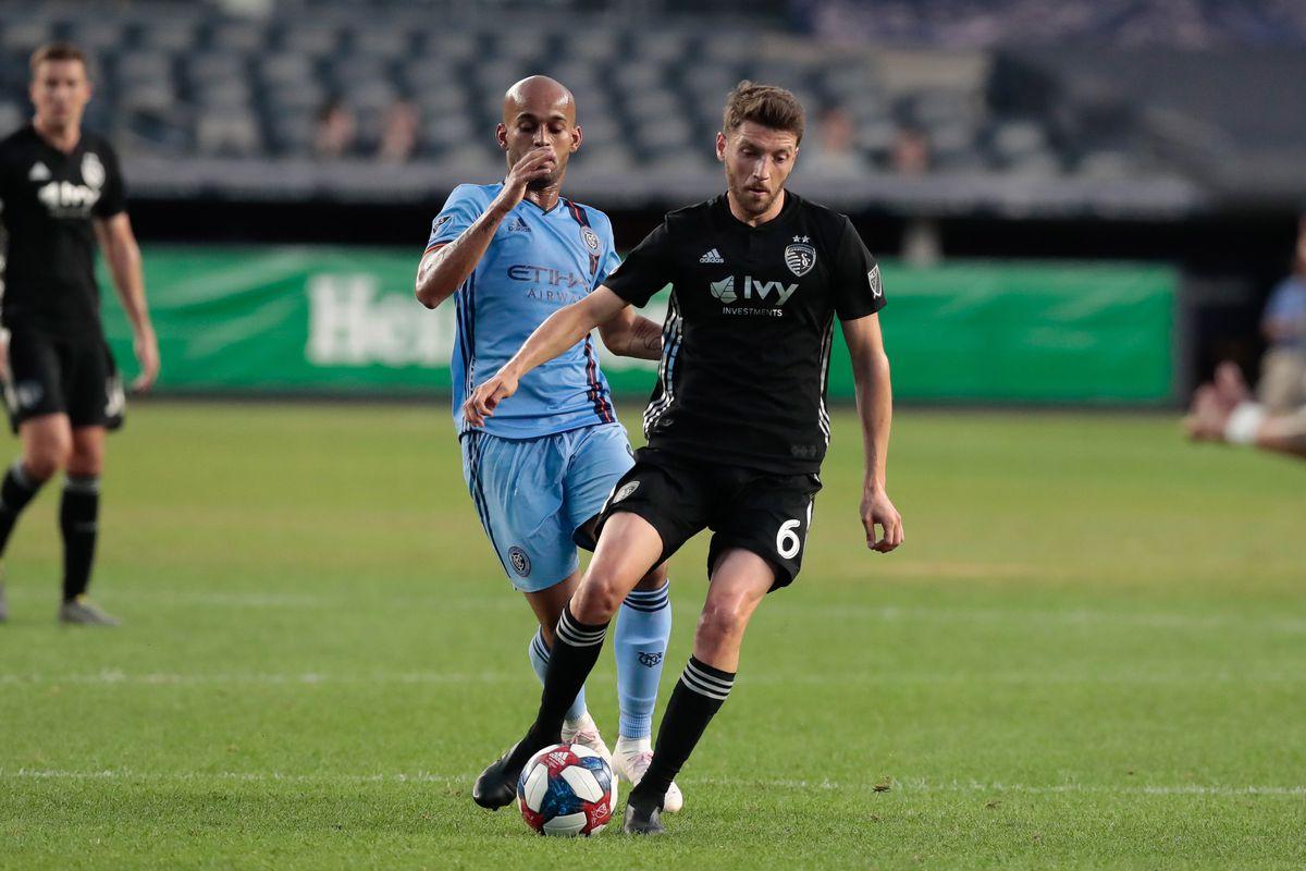 MLS: Sporting Kansas City at New York City FC
