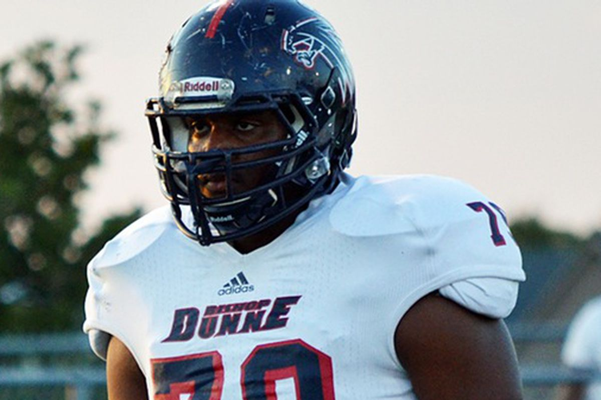 Darrion Daniels will have early opportunities to play on the Cowboys defensive line.