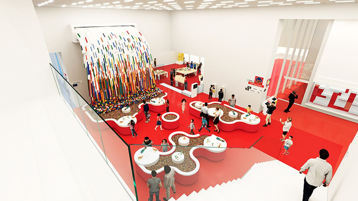 Lego House\' designed by Bjarke Ingels opens to the public - Curbed