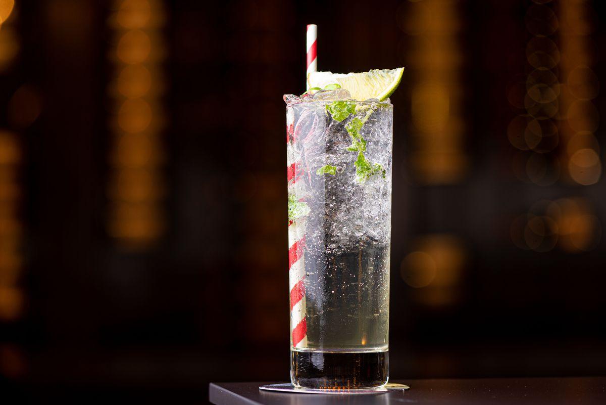 Amazon 1964 cocktail at Daedo.