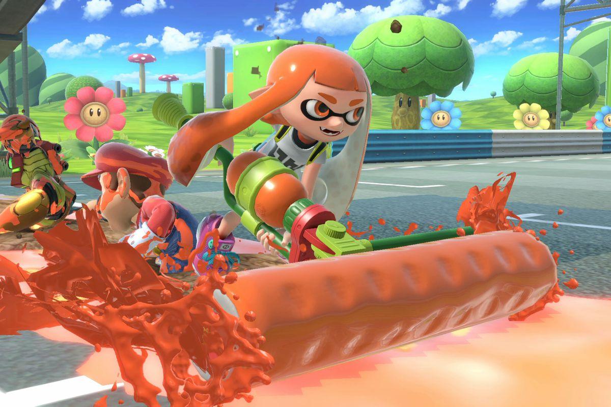 Super Smash Bros  Ultimate, Splatoon 2 championships return to E3