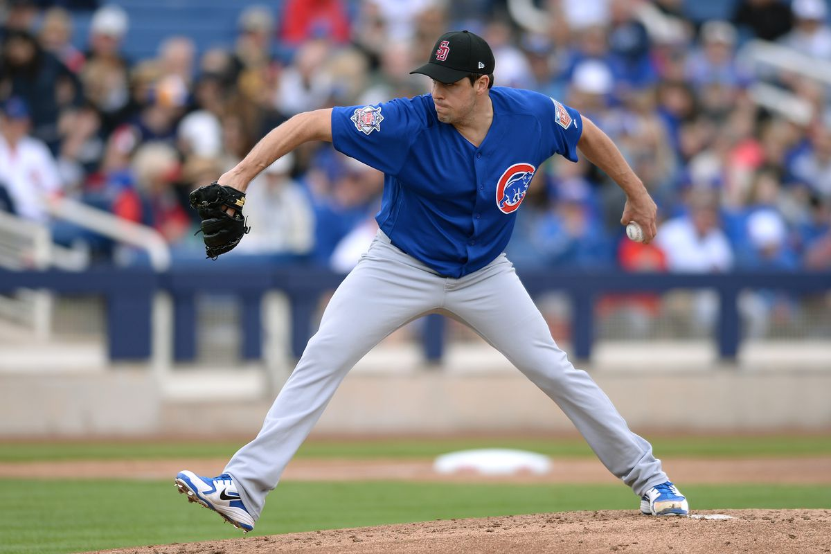 MLB: Spring Training-Chicago Cubs at Milwaukee Brewers