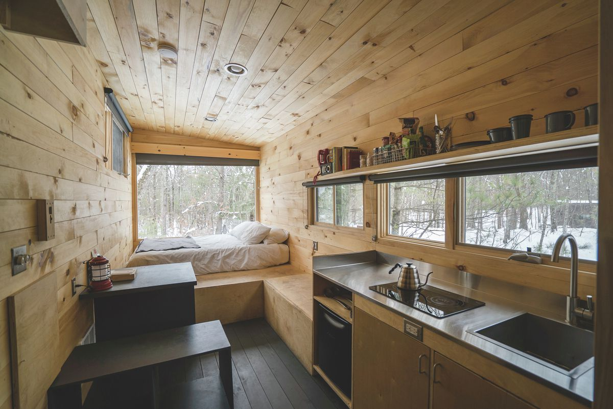 Tiny Cabin Rentals In Secret Locations To Debut In