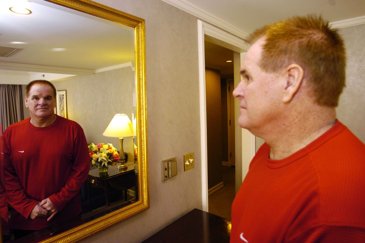 """Pete Rose talks about his book, """"Pete Rose: My Prison Withou"""