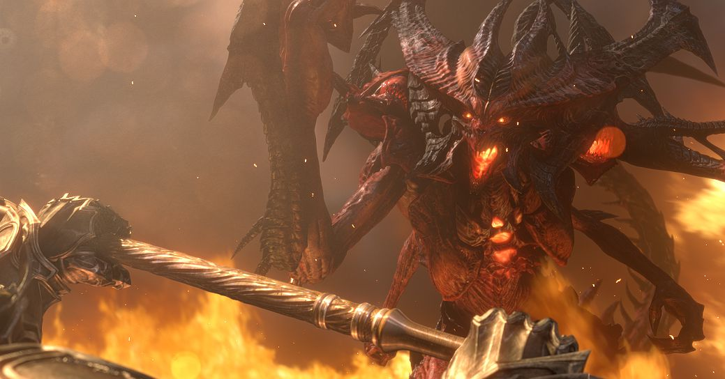 Diablo 3 and Dark Souls bring dark RPG action to the