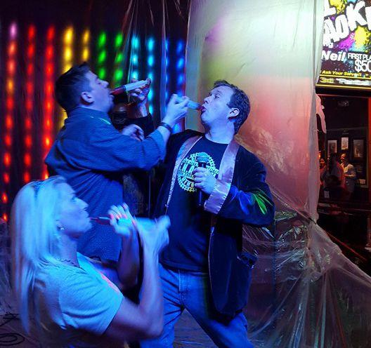 Karaoke at Common Interest