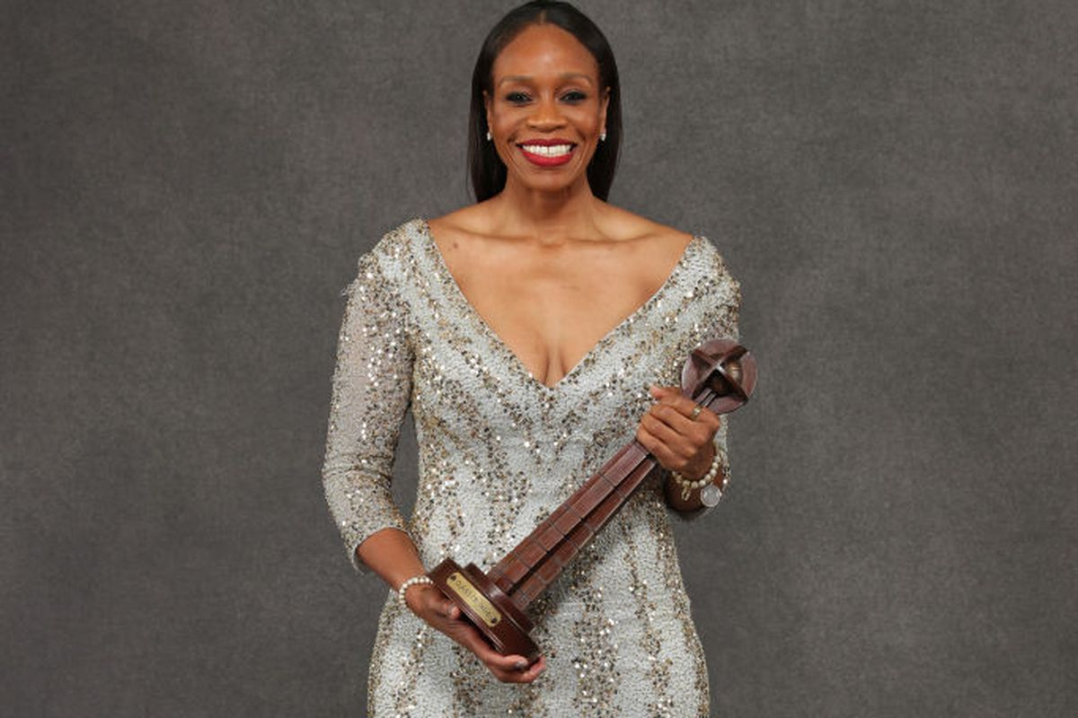 Tina Thompson's Hall of Fame enshrinement cements Comets