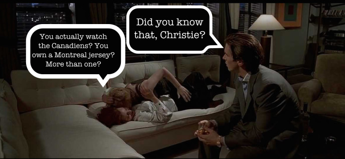 Did you know that, Christie?