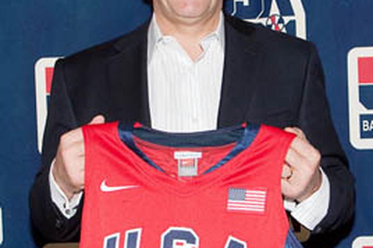 <em>Geno Auriemma (Photo Courtesy of USA Basketball)</em>