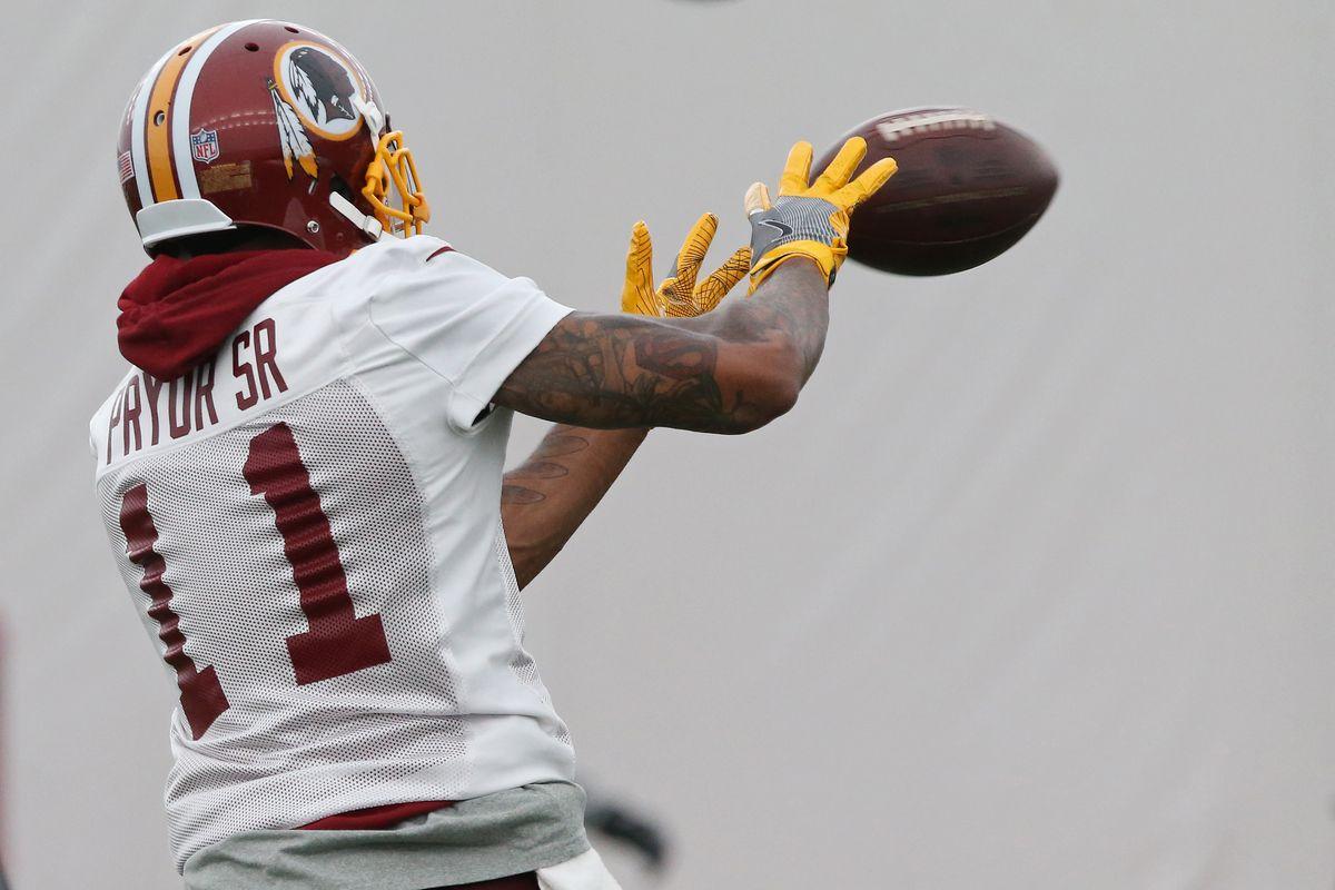 NFL: Washington Redskins-OTA