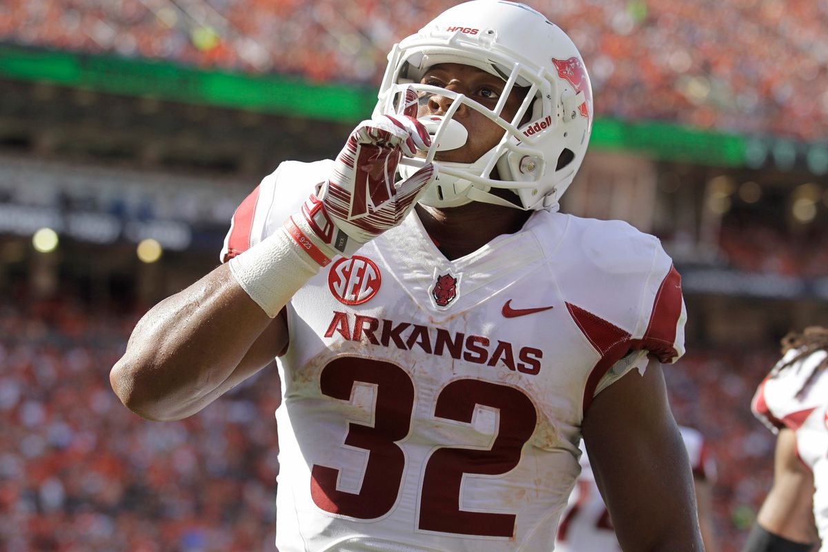 Hogs will have to hush the crowd in Lubbock