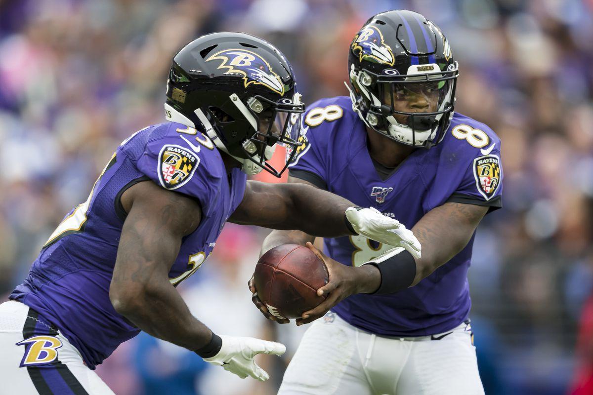 Ravens vs. Bengals final recap: Lamar rushes to victory