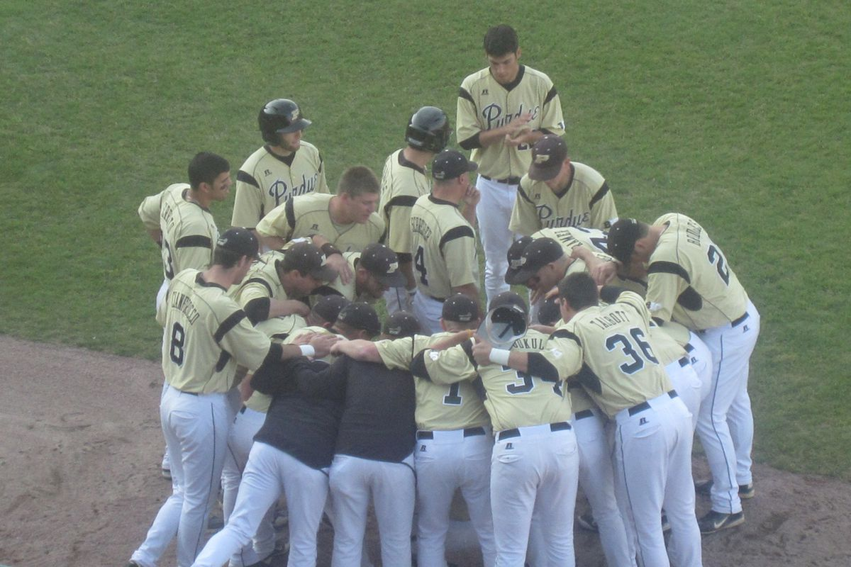 Purdue can come back and win this regional, but it will take a concerted team effort.