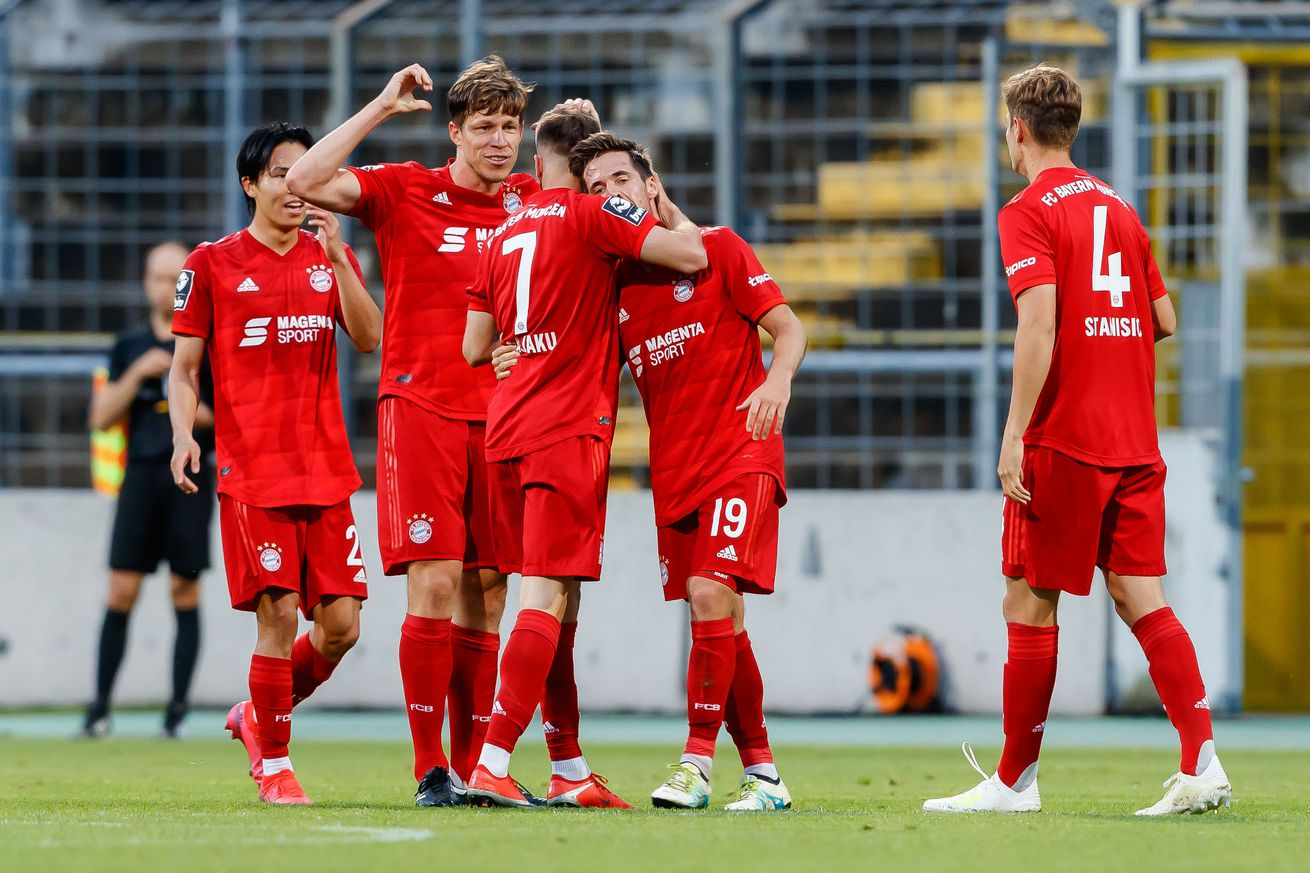 Leon Dajaku rescues late point for Bayern Munich II