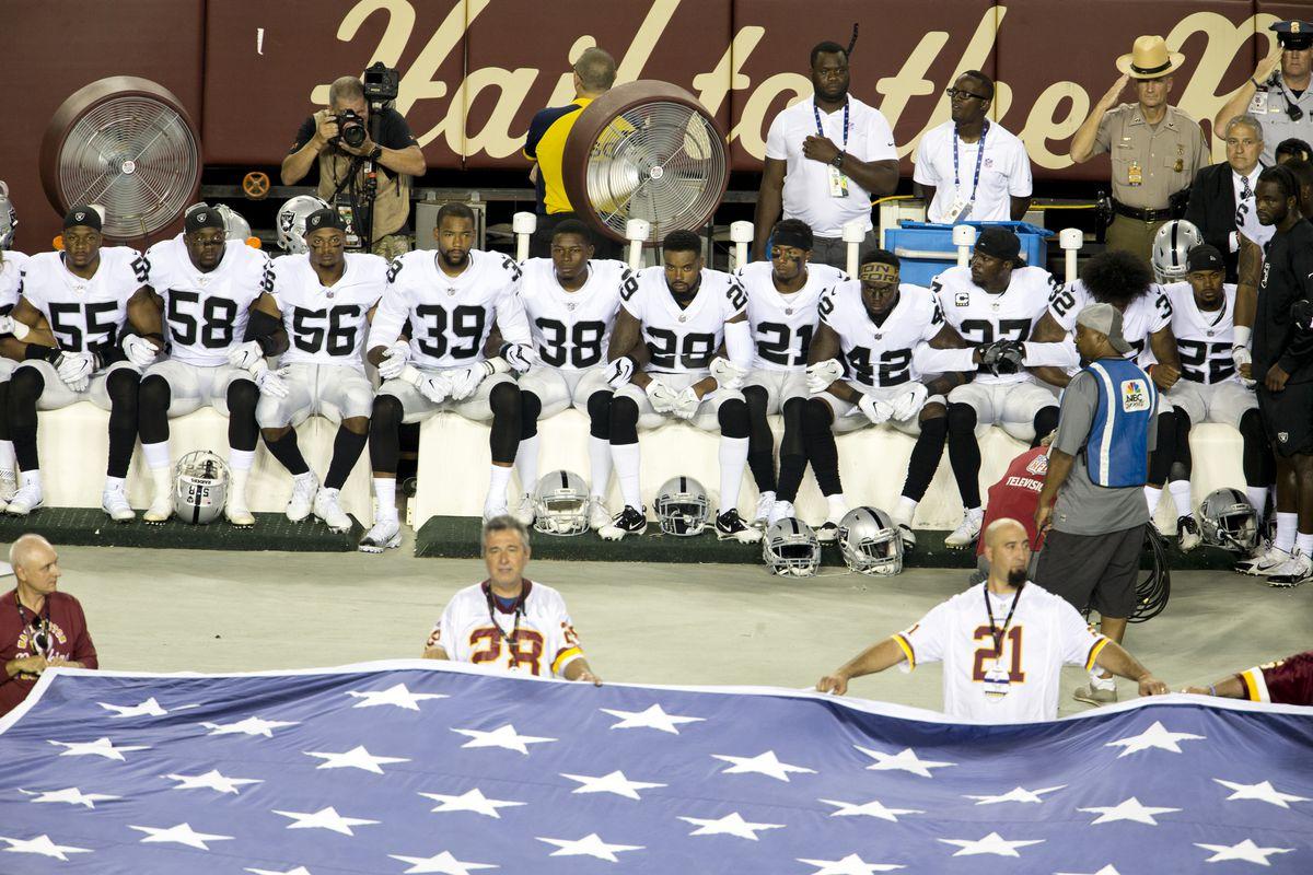 Oakland Raiders v Washington Redskins