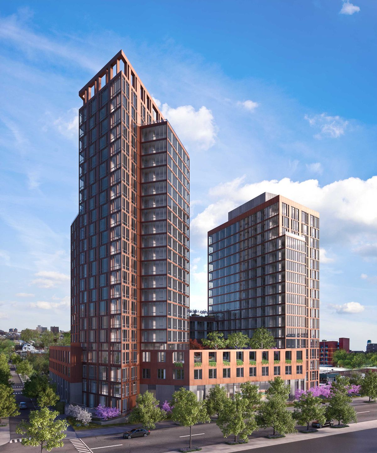 Astoria's Halletts Point Megaproject Launches First