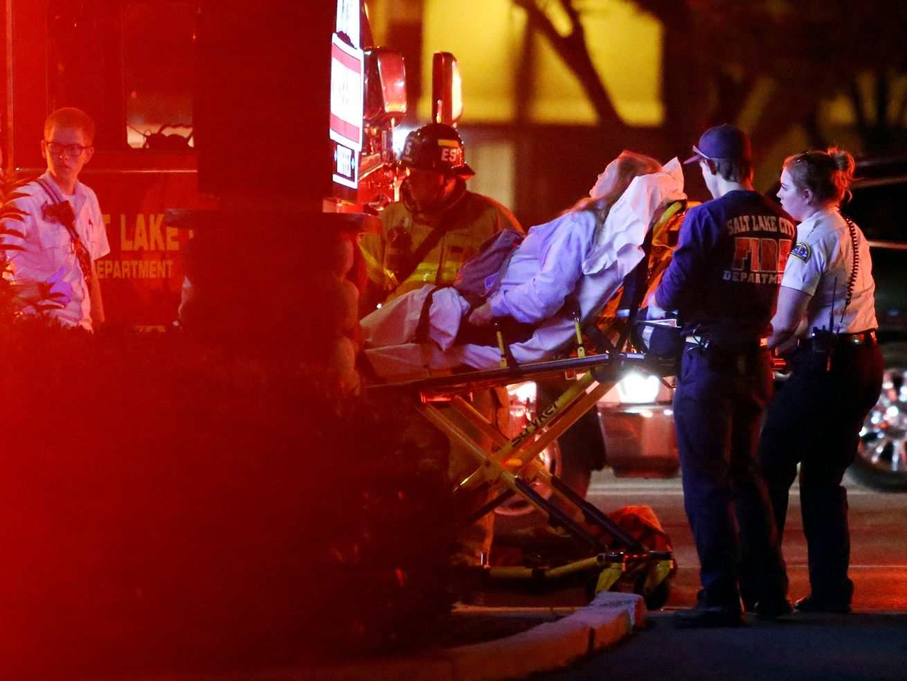 Salt Lake restaurant evacuated after patrons accidentally pepper sprayed