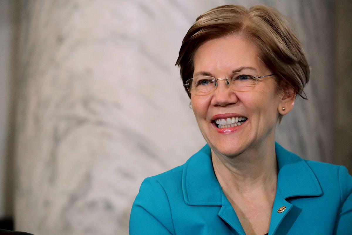 Elizabeth Warren Launches Exploratory Bid For President In 2020