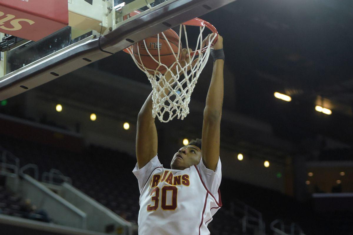 Freshman Elijah Stewart scored a career high in points.