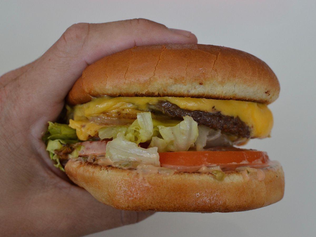 Hamburger Los Angeles