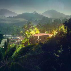 Santa Fortuna, Colombia, in <em>Hitman 2</em>.
