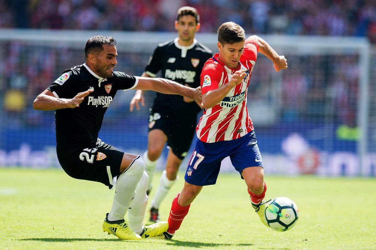 Atletico Madrid v Sevilla - La Liga