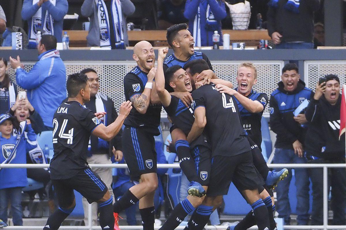 MLS: Toronto FC at San Jose Earthquakes