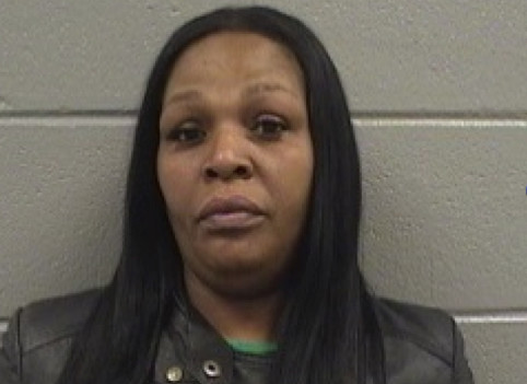 Latasha Eatman spent almost two months in jail on a warrant issued more than two decades earlier for a probation violation. | Cook County Jail photo