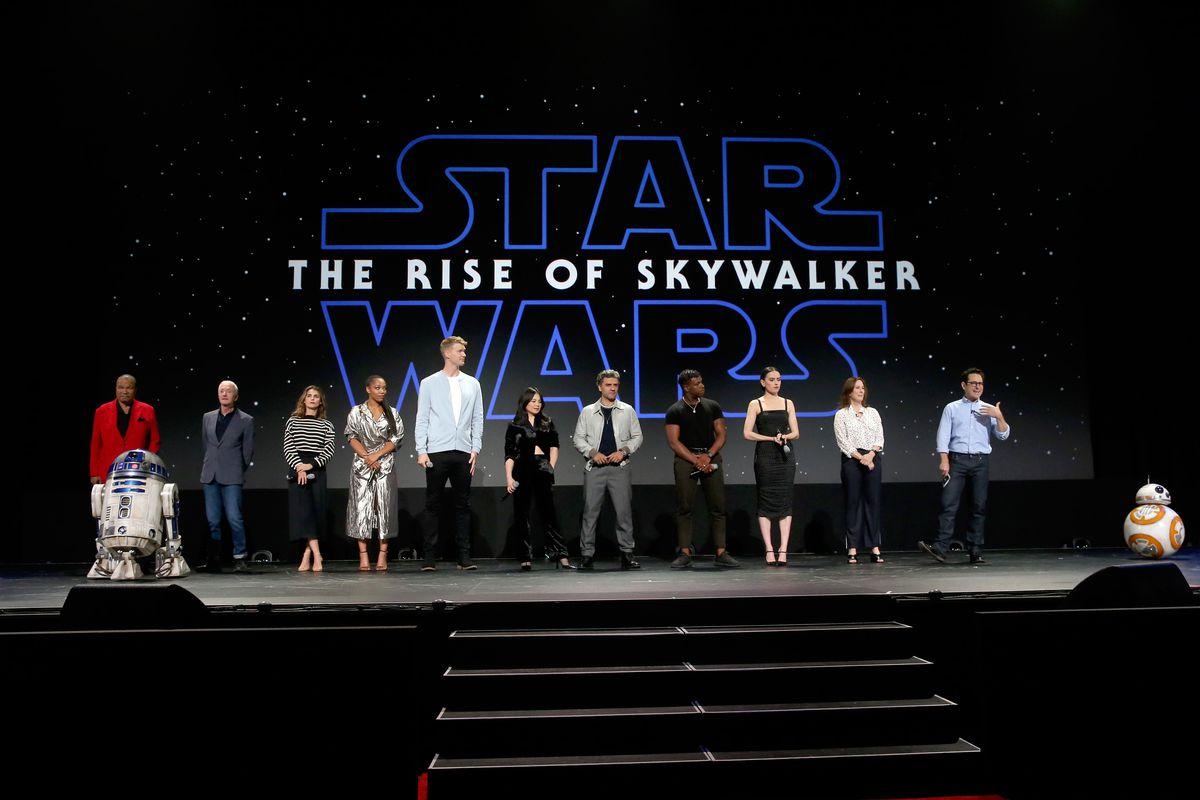 Disney Studios Showcase Presentation At D23 Expo, Saturday August 24