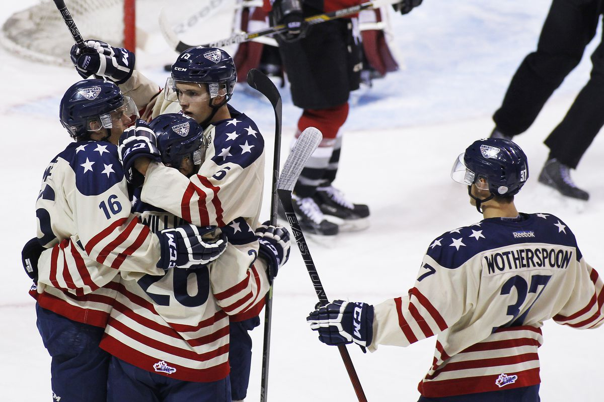 The Tri-City Americans had plenty to celebrate with two big divisional wins last week.
