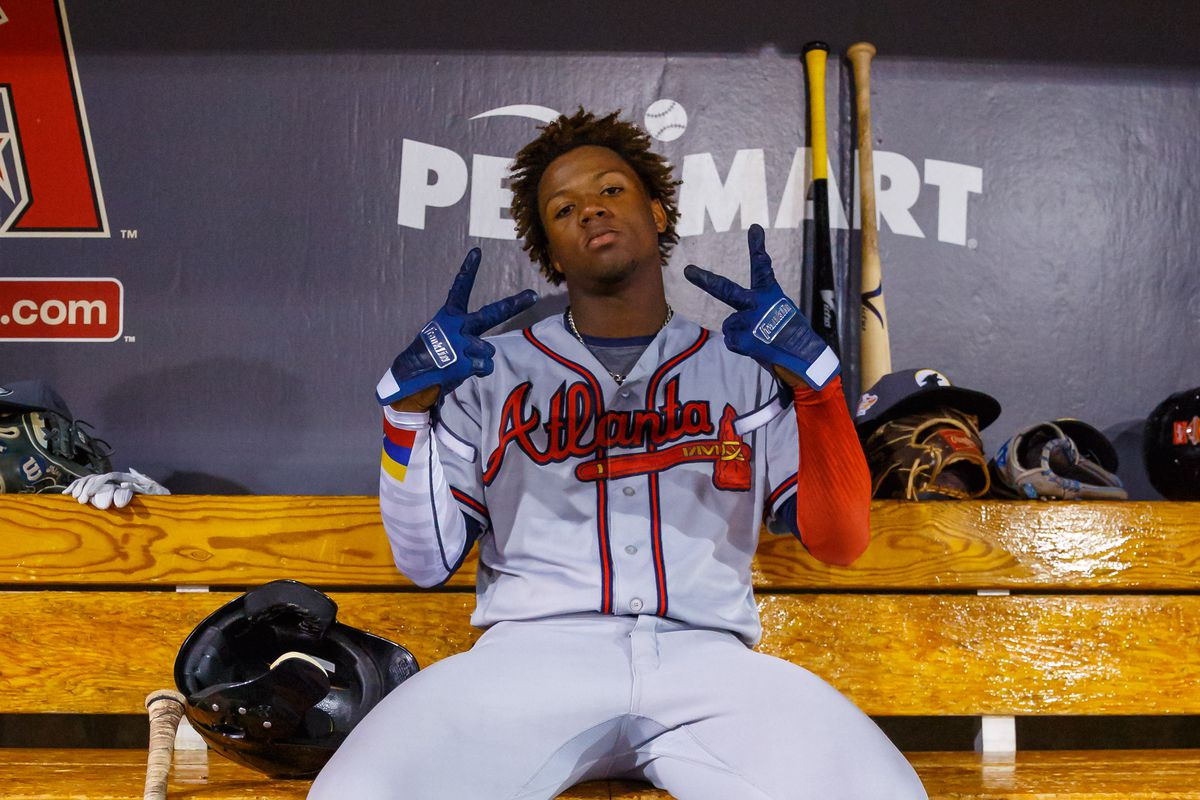 Atlanta Braves AFL Recap: Ronald Acuna Homers; Ties Lead