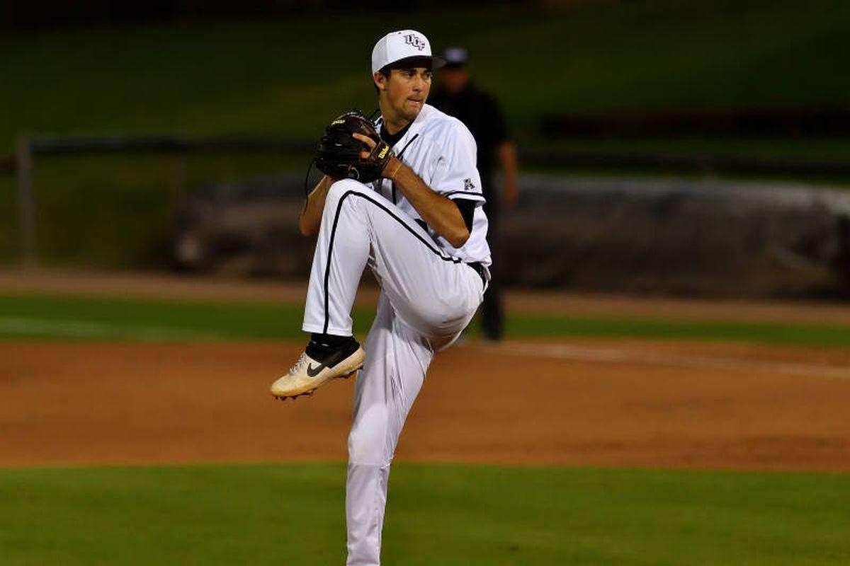 UCF Baseball Jordan Spicer