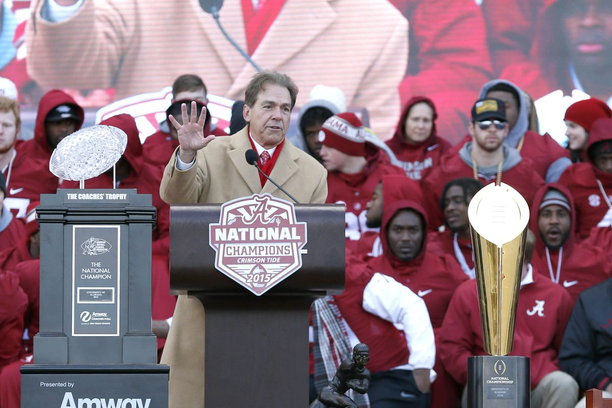 The Red Wolves challenge Emperor Saban and his Crimson Tide in 2018