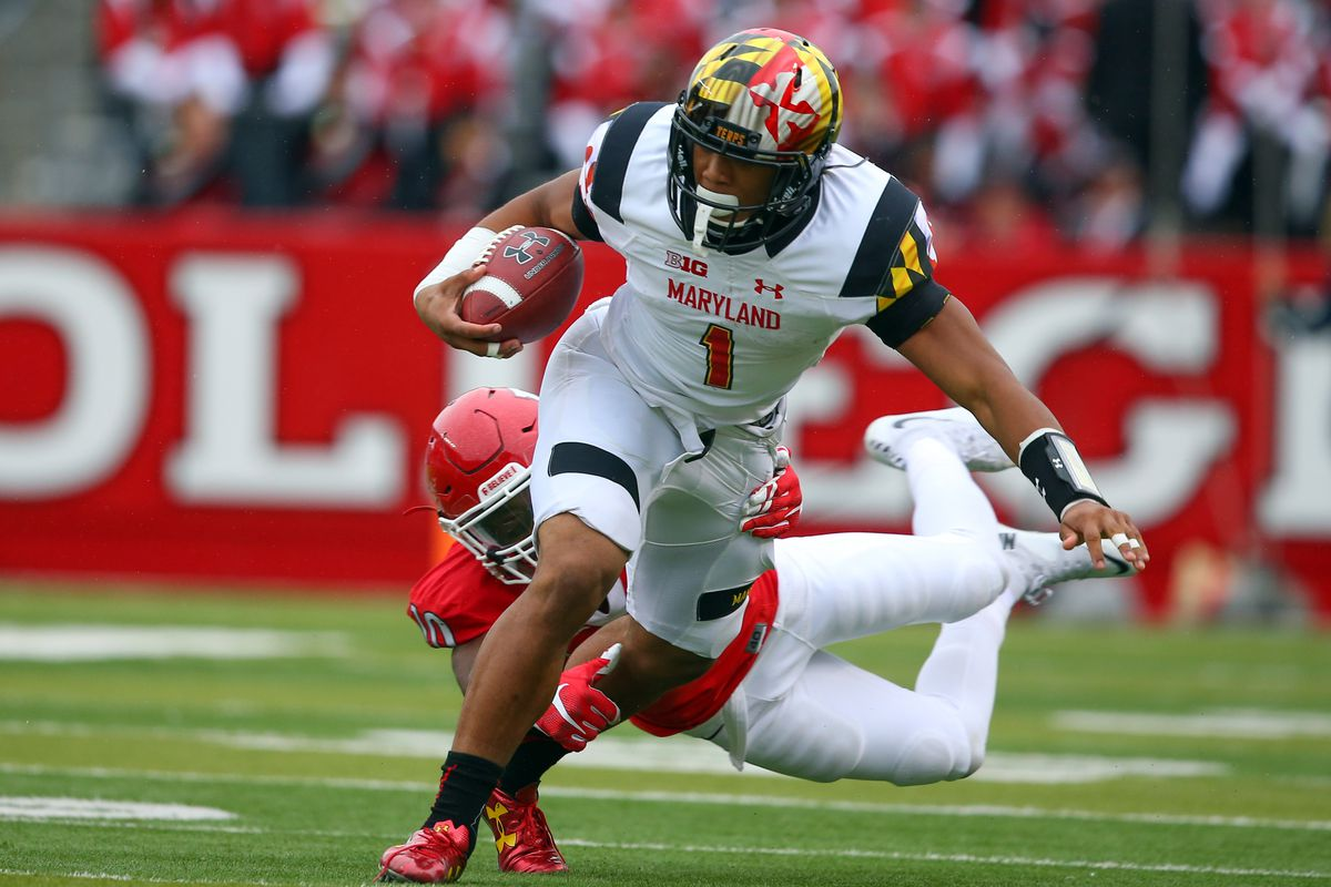 D.J. Moore leads Maryland football's receiving corps into ...