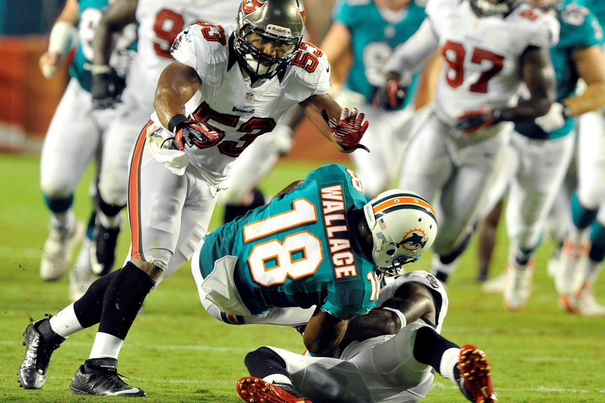 Miami Dolphins wide receiver Roberto Wallace could be locking down a wide receiver slot this week, and could be making a move into the starters role.