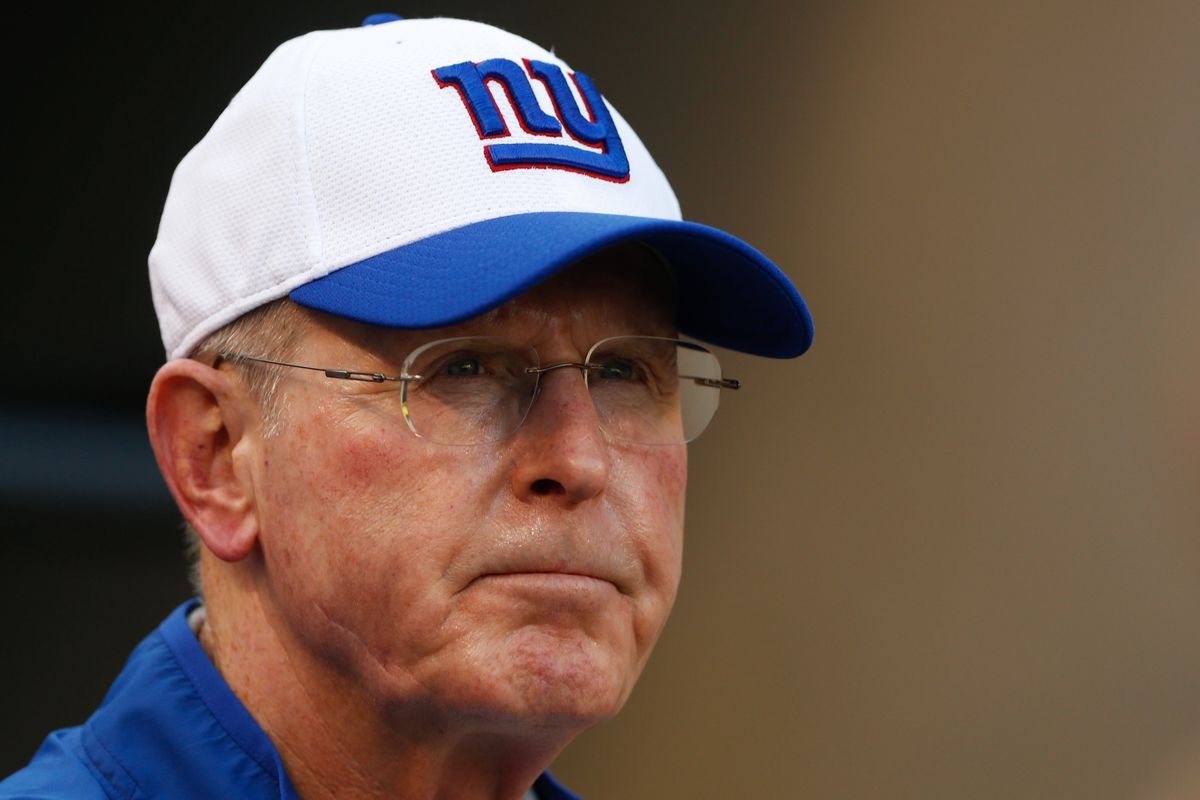 Tom Coughlin learning new medical tricks? Take that, Chip Kelly!
