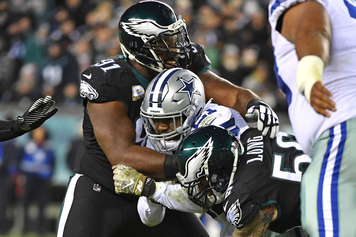 watch d190e 24d79 Eagles News: Fletcher Cox ranked as top four defender in the ...