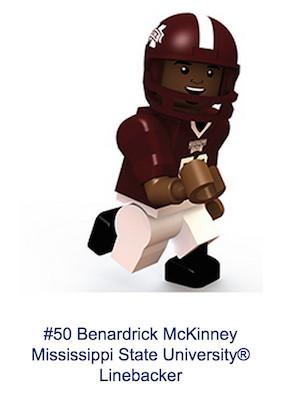 Benardrick McKinney Toy Final