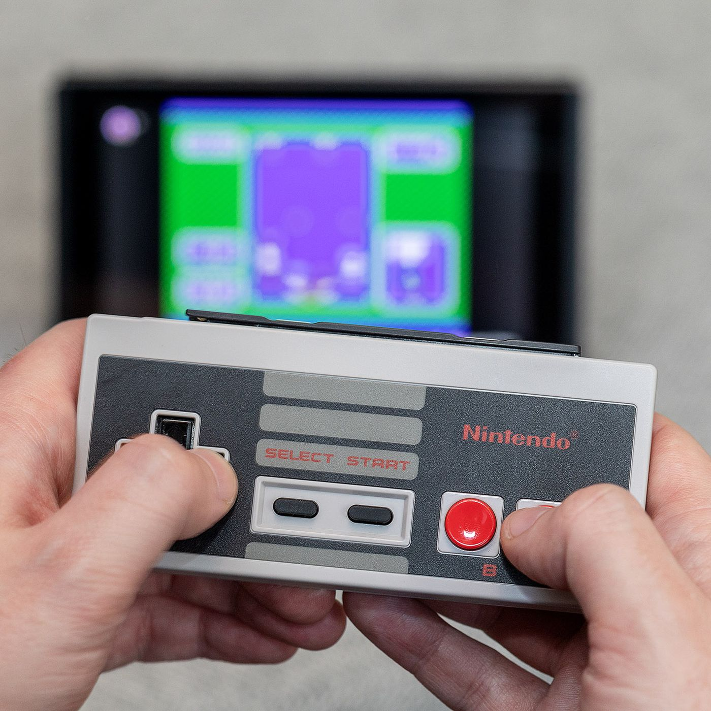 Nintendo Switch Nes Controller Review Great For One Thing That S It Polygon